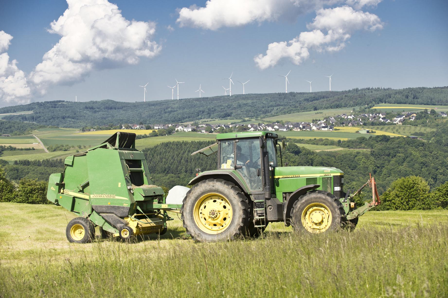 Fairen Wettbewerb für die Landwirtschaft sichern